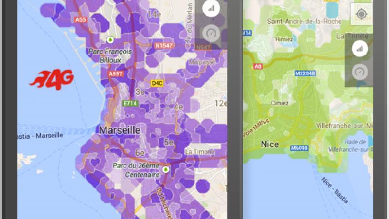 Nouvelle étude des débits 4G Free Mobile dans les 17 plus grandes villes de France