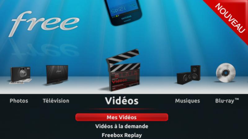 Les nouveautés de la semaine chez Free : de la VOD et un nouveau mobile…