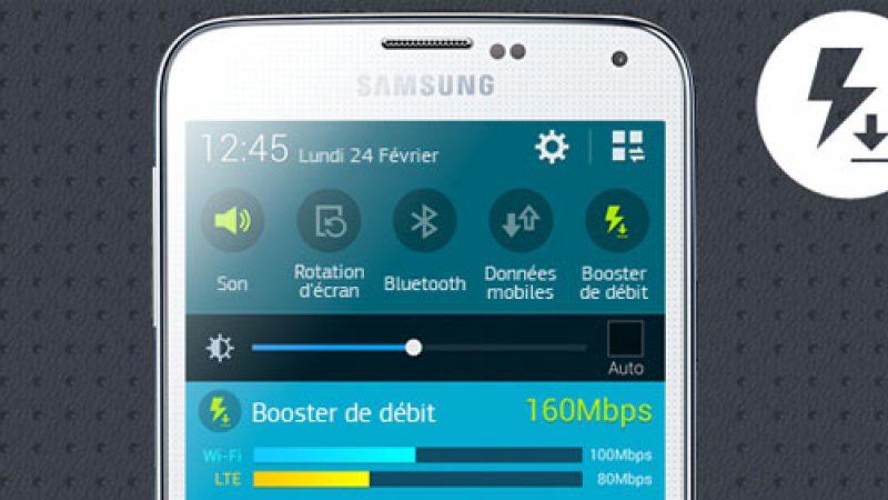 Free Mobile : Le Galaxy S5 disponible à la location à 16€ par mois