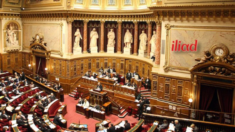 Maxime Lombardini devant le Sénat : En 3G, Free couvre « 65% de la population (…) combien de temps il a fallu pour lancer la 3G du temps de l'oligopole ! »