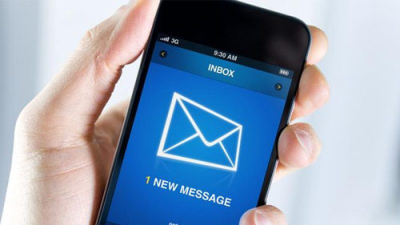 Nouveau : Free Mobile lance un système de notification SMS pour vos appareils connectés