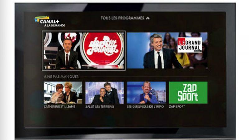Free va proposer gratuitement  le service de Replay des émissions en clair de Canal+