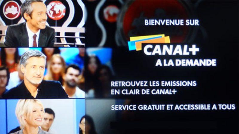 Freebox : le Replay gratuit de Canal+ est lancé, découvrez-le en images