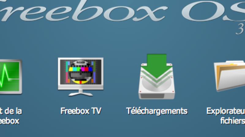 Freebox Server : la version 3.0 est disponible !