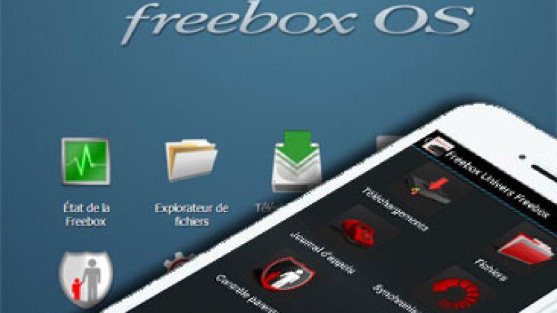 Freebox Compagnon pour Android : Mise à jour majeure