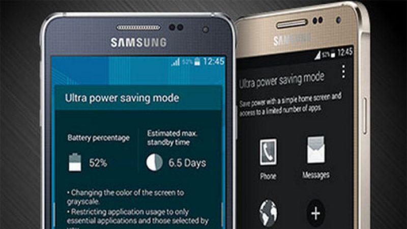 Free Mobile commercialise le nouveau haut-de-gamme de Samsung : le Galaxy Alpha
