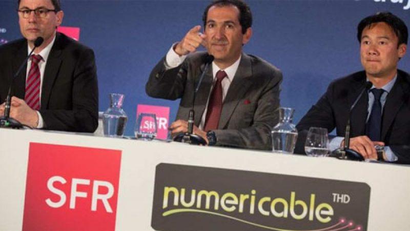 Numéricable autorisé à racheter SFR, sous 4 conditions, dont l'ouverture de son réseau à Free, Bouygues et Orange