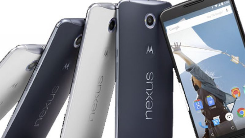 Free Mobile lance les précommandes pour le Nexus 6