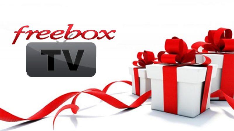 Free annonce plusieurs chaînes offertes en février sur Freebox TV