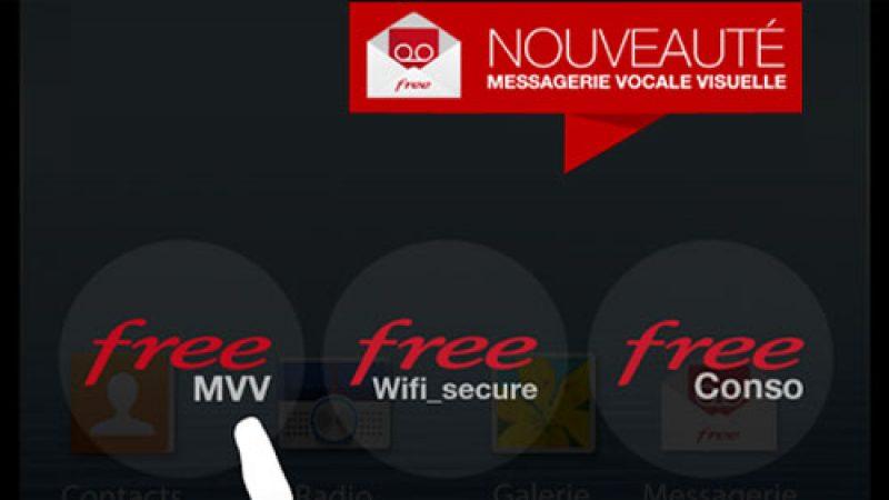 La bêta de la MVV Free Mobile avance, découvrez les prochaines nouveautés