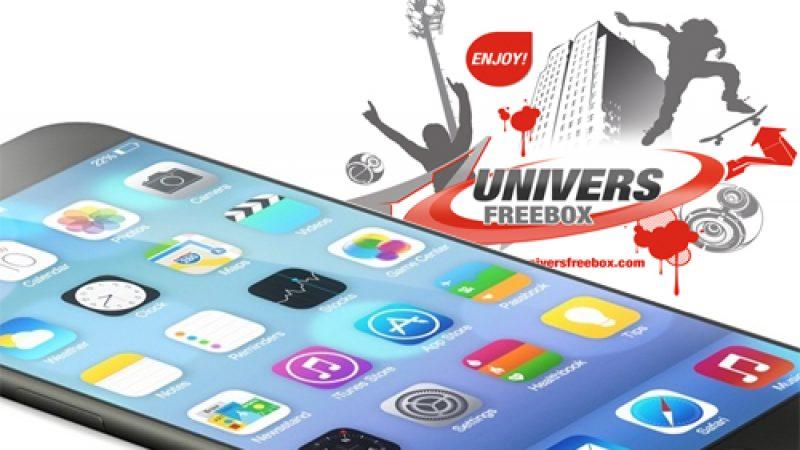 Univers Freebox lance sa nouvelle application pour iPhone et iPad