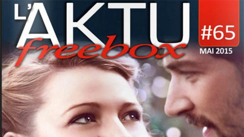 Le nouvel AKTU Freebox de mai vient de sortir