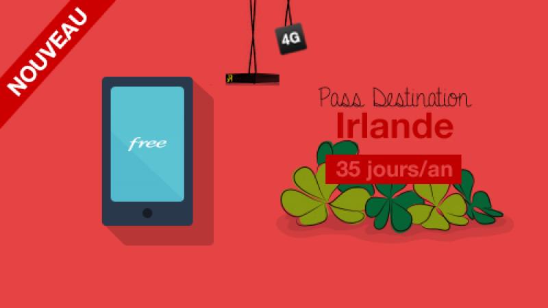 Les nouveautés de la semaine chez Free et Free Mobile : Mini 4K, Freebox Compagnon, l'Irlande en roaming…