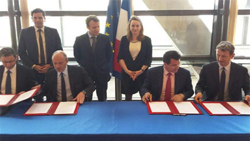 Free, Orange, SFR et Bouygues signent un accord pour couvrir les zones blanches