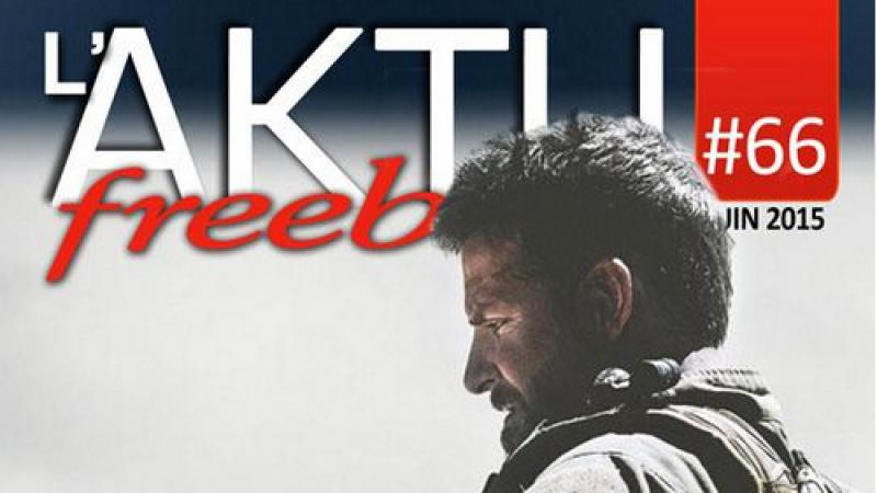 AKTU Freebox : Découvrez toute l'actualité de Freebox TV en juin