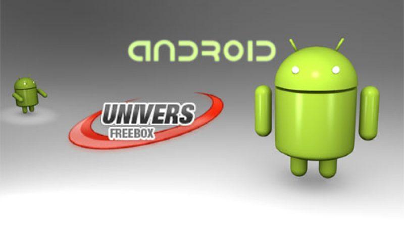 Univers Freebox lance sa nouvelle application pour Android