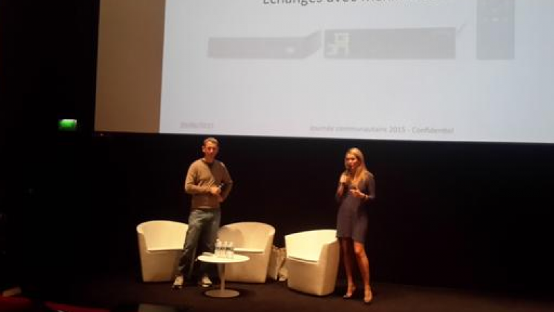 Maxime Lombardini  : « On travaille avec Orange sur la fin de l'itinérance, progressivement »