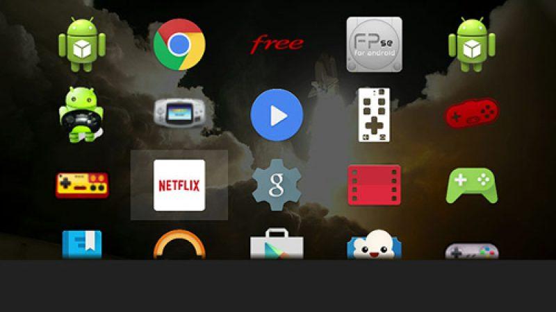 Freebox mini 4K : organisez et accédez facilement à toutes vos applications
