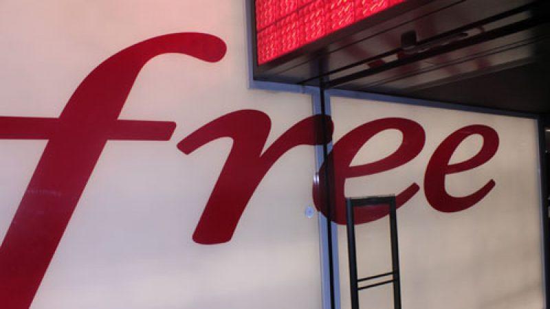 Free lance une nouvelle Vente Privée Freebox