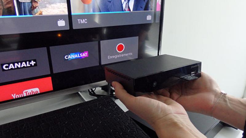 Free réalise le premier test de diffusion en Ultra Haute Définition sur Freebox Mini 4K