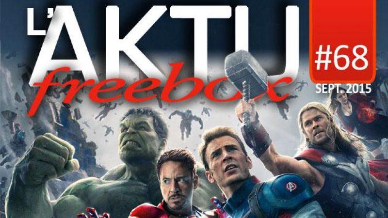 L'Aktu Freebox de septembre est publié : découvrez l'actualité de Freebox TV de cette rentrée