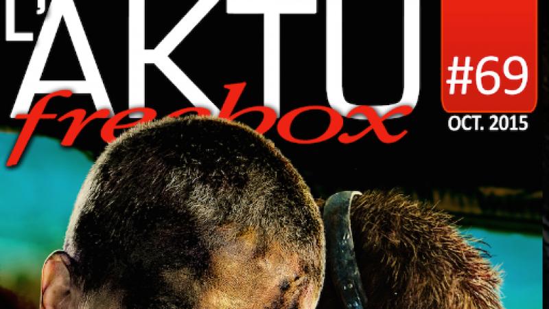Découvrez le nouveau magazine AKTU Freebox d'octobre