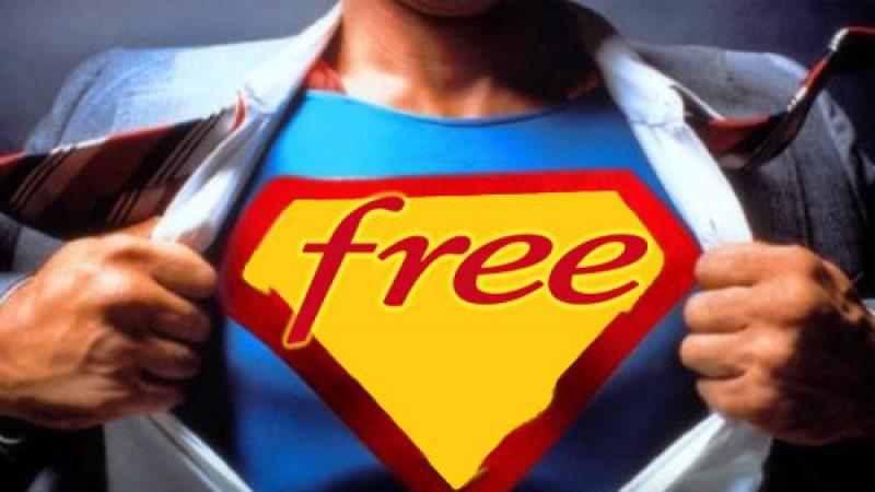 Depuis début 2015, Free a déployé plus de sites 4G que tous ses concurrents réunis