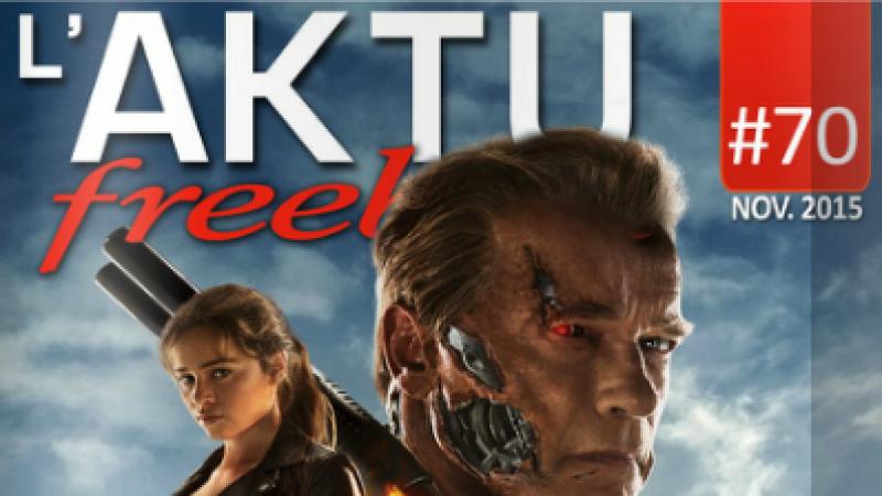 AKTU Freebox : Découvrez toute l'actualité de Freebox TV en novembre