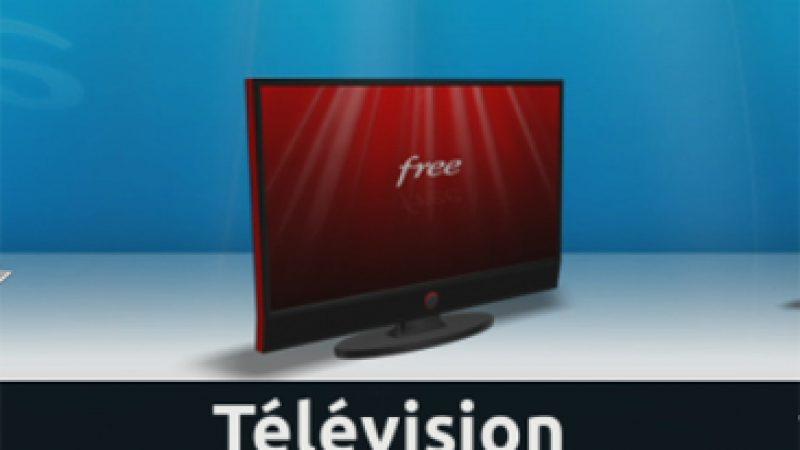 Free ajoute plusieurs nouvelles chaînes dans son bouquet TV