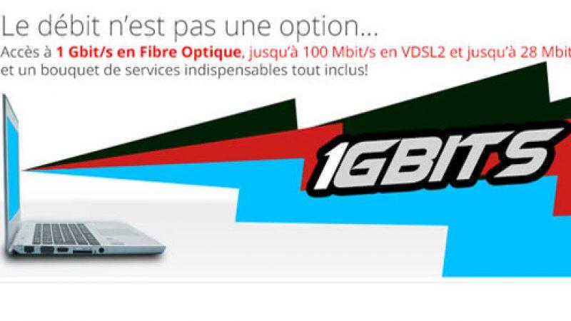 Free fait passer tous ses abonnés FTTH à 1Gbps, via le routeur de la Freebox. Et c'est immédiat !