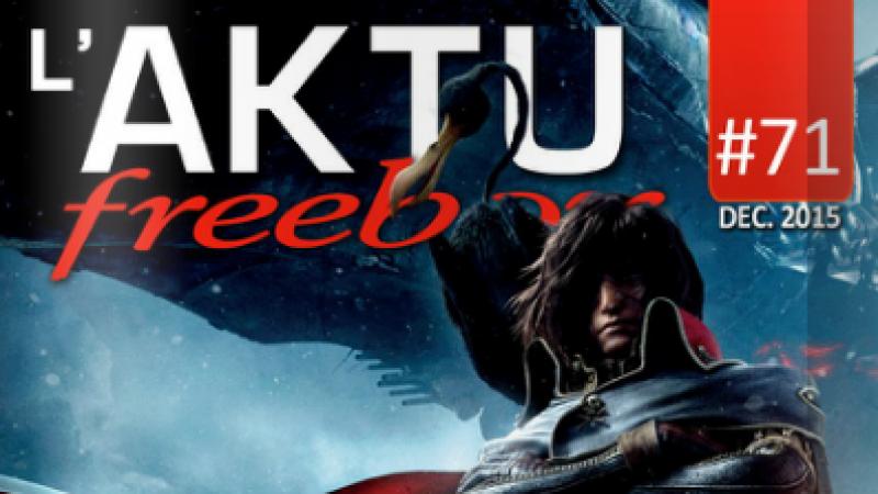 Aktu Freebox : découvrez toute l'actualité de Freebox TV en décembre