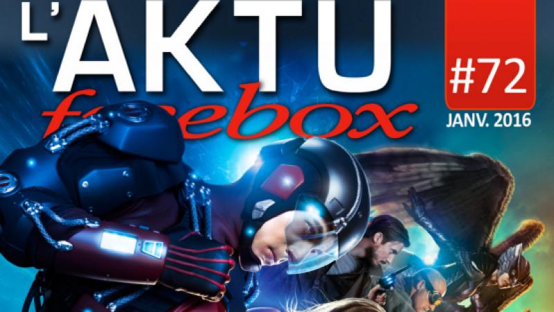 Aktu Freebox : découvrez toute l'actualité de Freebox TV en janvier