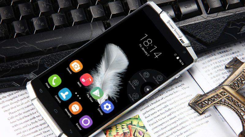 Concours Univers Freebox : Gagnez un Oukitel K10000, le smartphone équipé d'une batterie de 10 000 mAh !