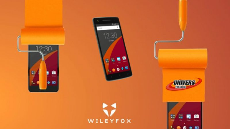 Univers Freebox et Wileyfox vous font gagner des smartphones !