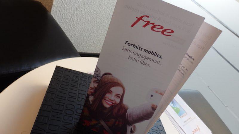 Free Mobile devrait réaliser une bonne performance au 4ème trimestre selon des analystes