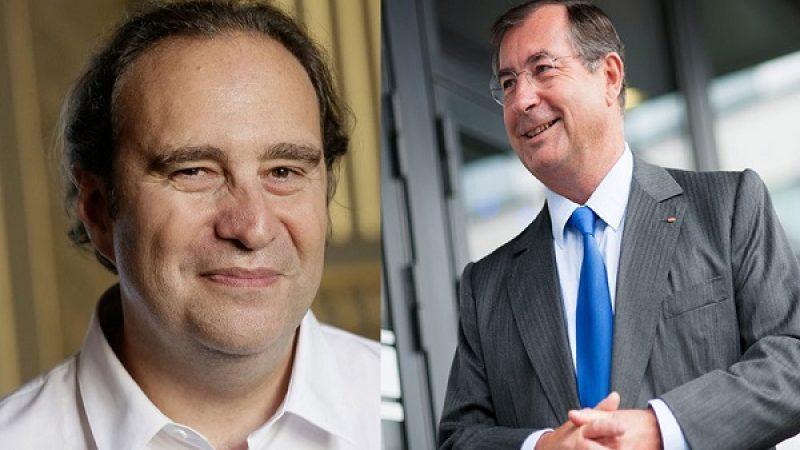 La rivalité entre Xavier Niel et Martin Bouygues a pesé dans les négociations entre Orange et Bouygues