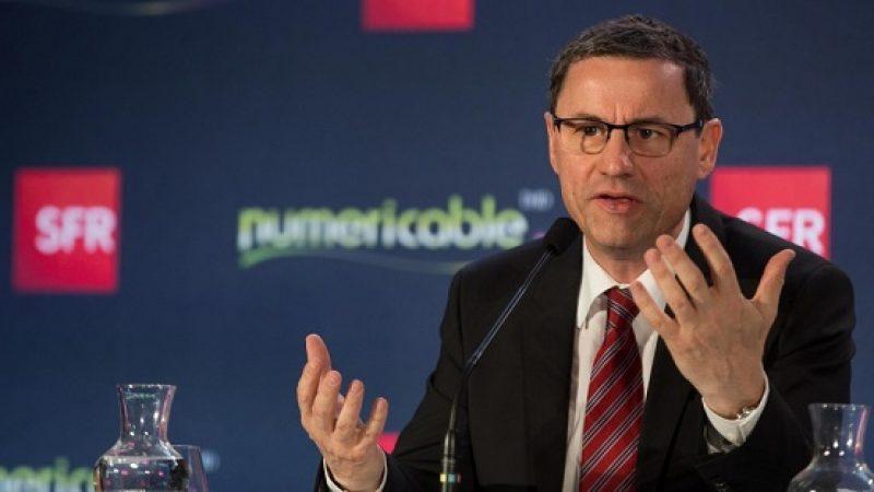 L'ex-directeur de SFR a touché 15 millions d'euros de plus-value