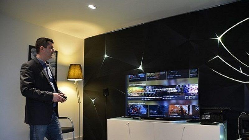 Univers Freebox vous propose de découvrir la Shield Android TV au siège de NVIDIA