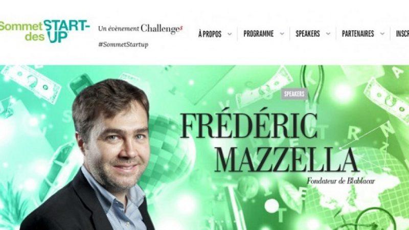 Xavier Niel invité au premier sommet des start-up le 6 avril 2016