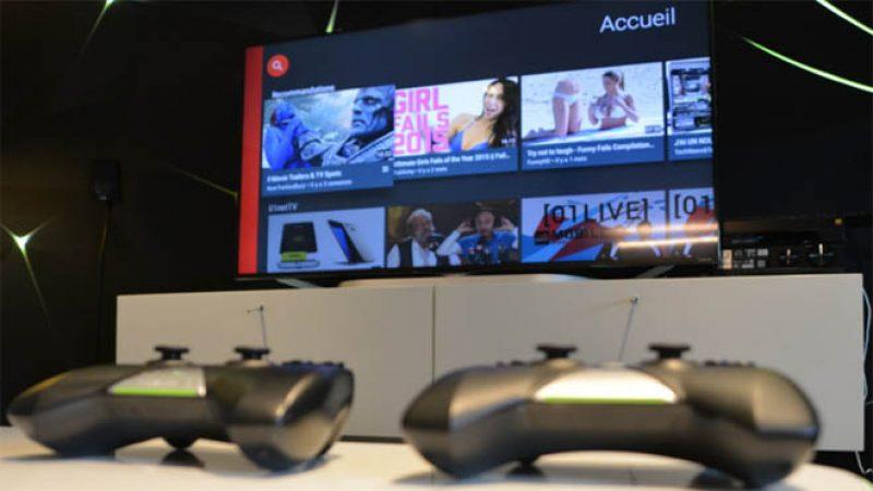 Reportage Univers Freebox : NVIDIA explique les avantages qu'apporte Android TV pour la Shield TV
