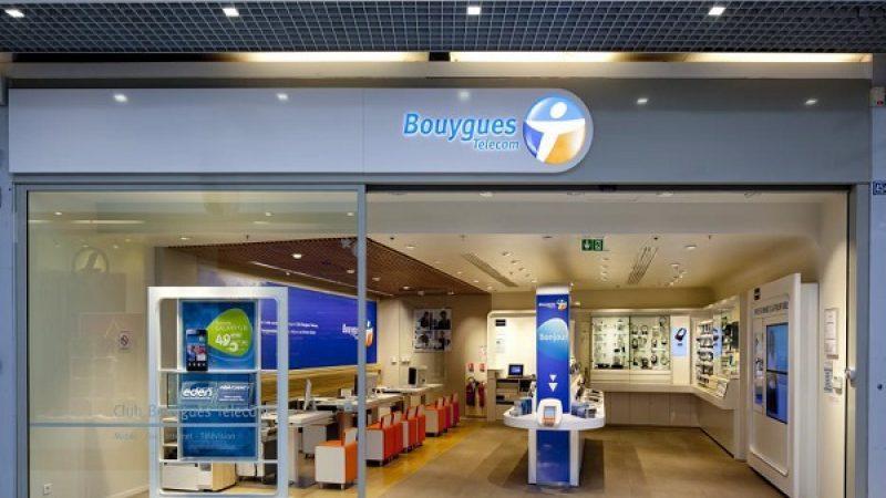 Mariage Orange/Bouygues : le devenir des boutiques Bouygues Télécom dépendra aussi de Free