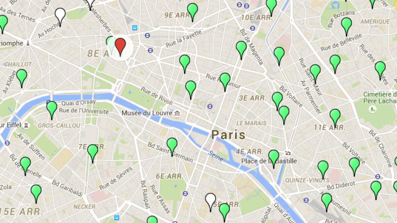 FTTH : Découvrez la carte des NRO de Free, y compris dans les zones moyennement denses