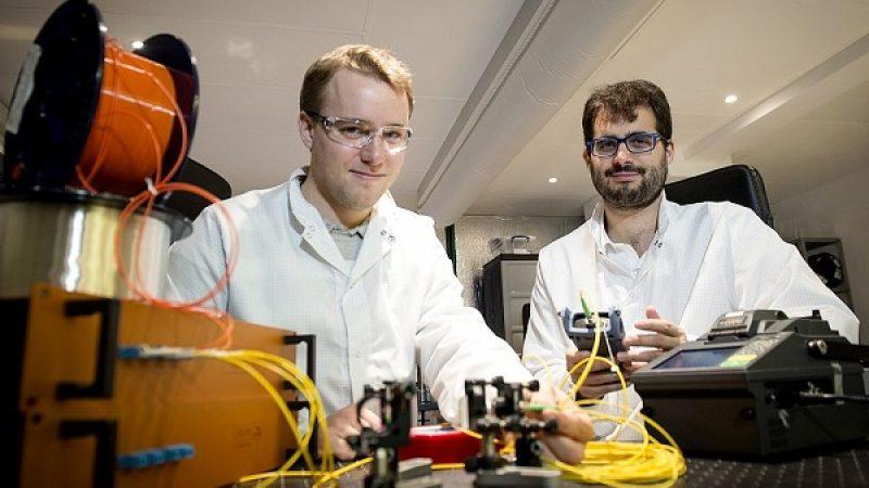 CAILabs, une start-up française financée en partie par Xavier Niel, propose de multiplier par 400 le débit des réseaux fibre