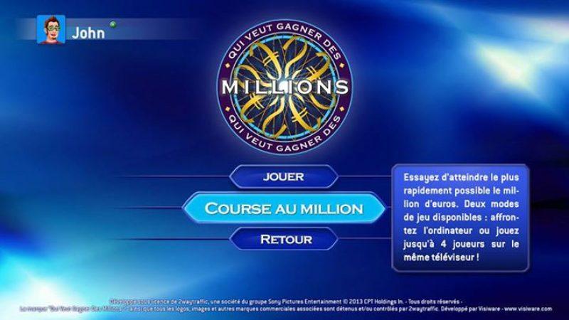 Visiware annonce des nouveautés et des promos pour « Qui veut gagner des millions ? » sur la Freebox Révolution