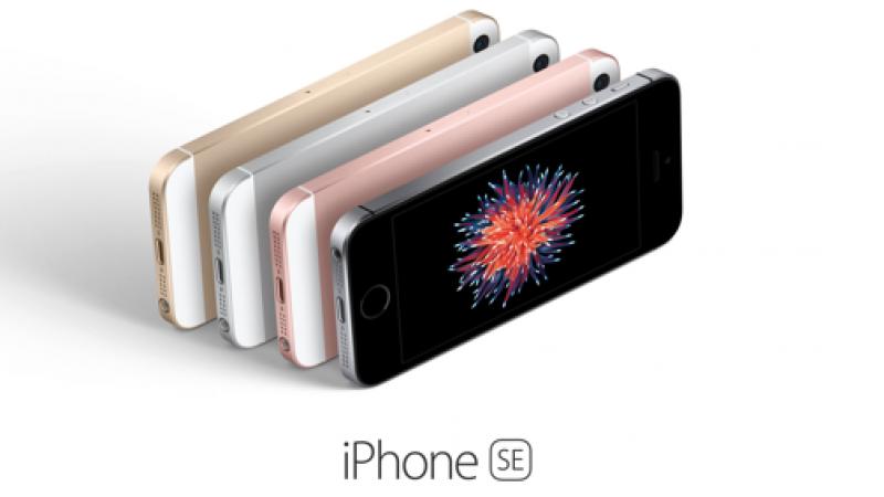 Free Mobile lance les précommandes pour l'iPhone SE