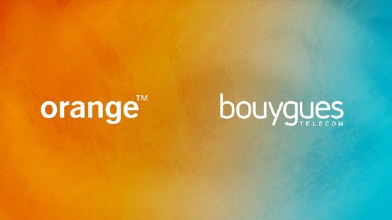 Bras de fer entre Bouygues Télécom et l'Etat dans le dossier Orange/Bouygues