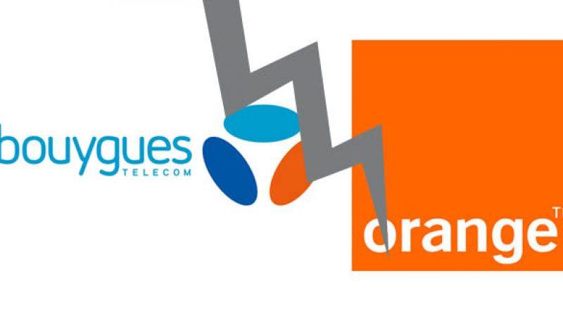 Orange annonce la fin des discussions avec Bouygues : le mariage est annulé