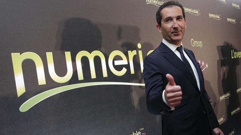 Patrick Drahi prêt à vendre ses titres de presse à SFR