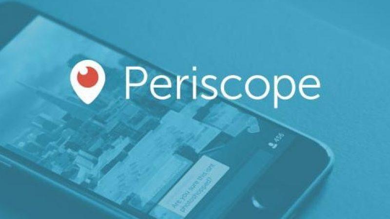 Freeday2016 : Free annonce de l'arrivée de Periscope sur la Freebox Révolution