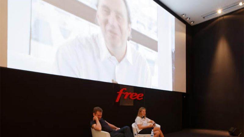 Selon Xavier Niel, la Freebox V7 ne «  correspond à rien de ce qui existe déjà » et la Freebox Révolution ne sera pas oubliée (et précision sur le tarif)